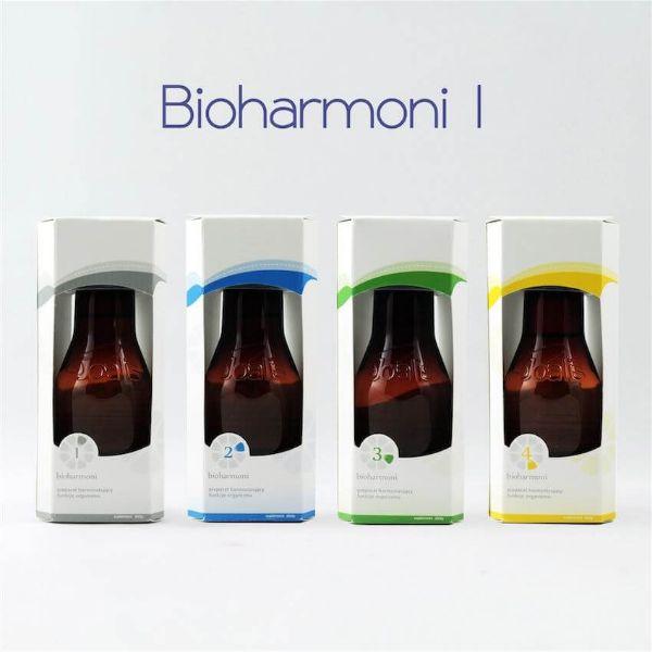Obrazek Joalis Bioharmoni 1-4 4*100ml