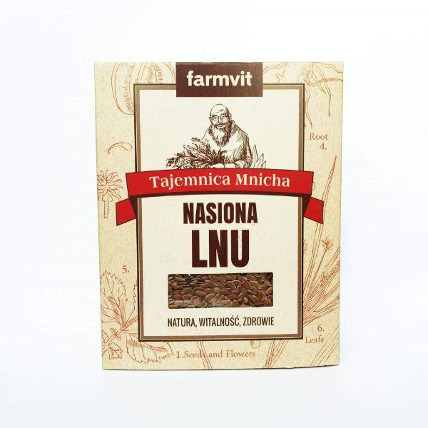 Obrazek Farmvit Nasiona Lnu 200g
