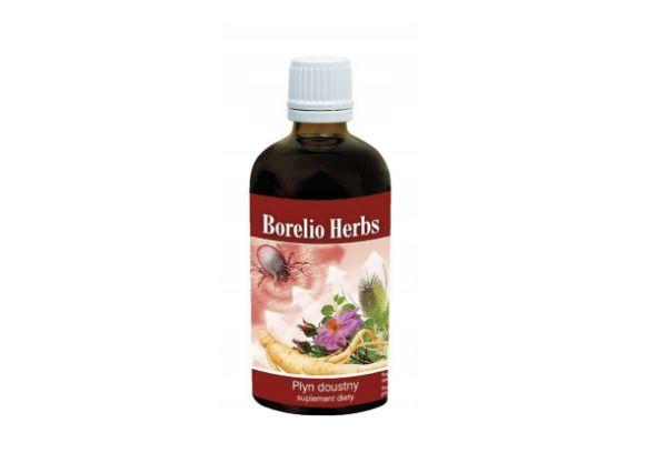 Obrazek Borelio Herbs 100ml