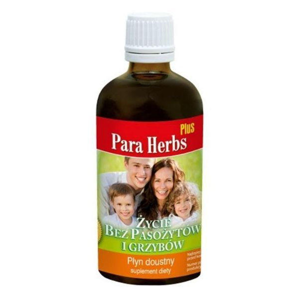 Obrazek Para Herbs Plus 100ml