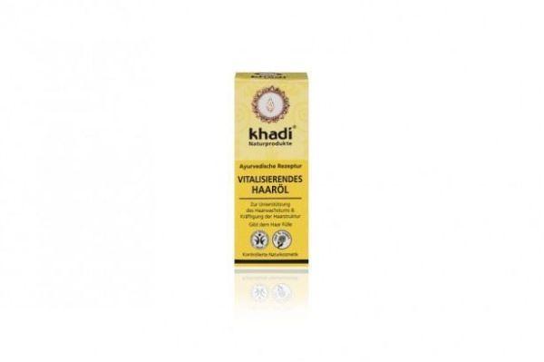Obrazek Khadi Olejek stymulujący wzrost włosów 10ml