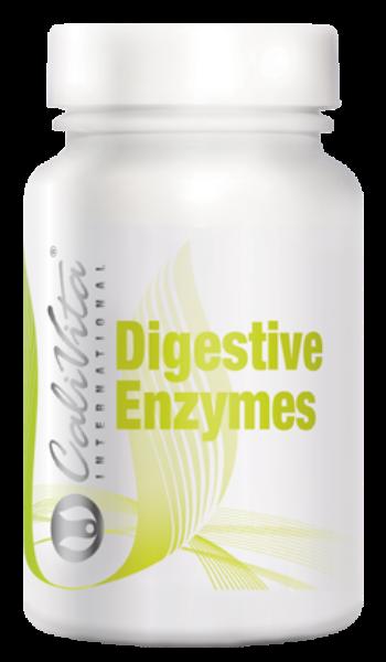 Obrazek CaliVita Enzymy Digestive Enzymes 100 tabl.