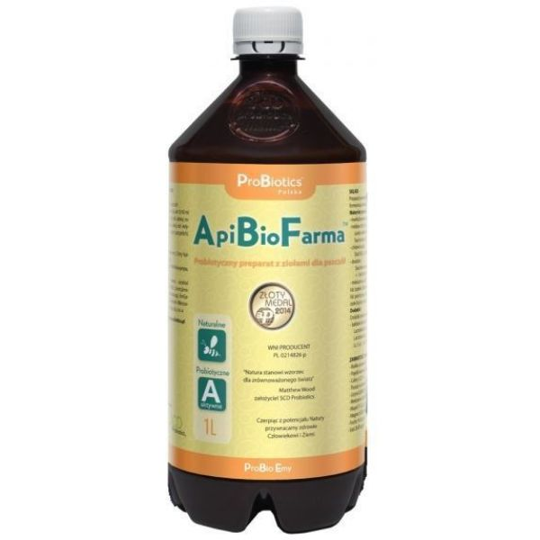 Obrazek ProBiotics Probiotyk Apibiofarma 1000 ml