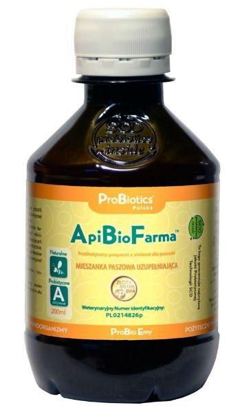 Obrazek Probiotics Probiotyk Apibiofarma 200 ml