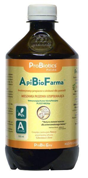 Obrazek ProBiotics Probiotyk Apibiofarma 500ml