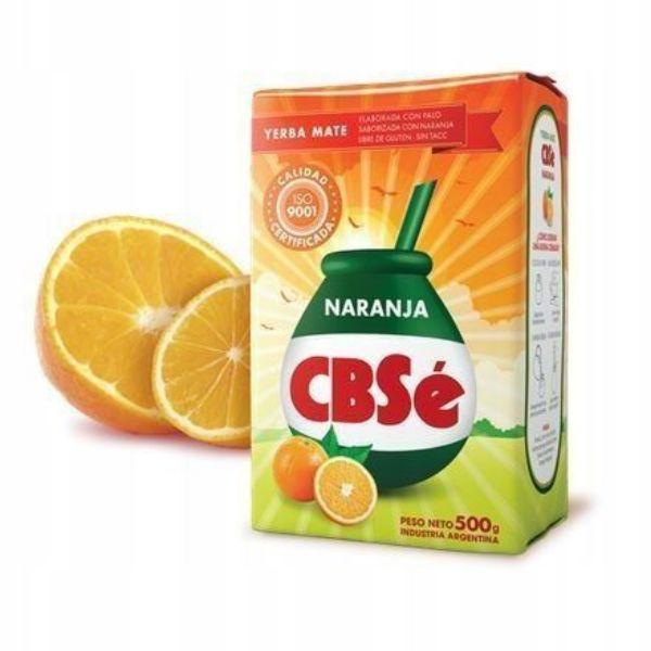 Obrazek Argentyna Limited Yerba mate Naranja 500g