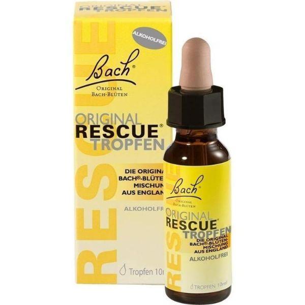 Obrazek Bach Rescue Remedy Alkoholfrei 10ml