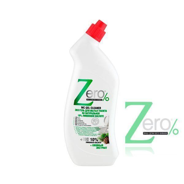 Obrazek ZERO Żel do czyszczenia urządzeń sanitarnych