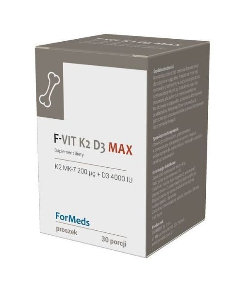 Obrazek Formeds witamina K2 D3 Max w proszku 48g