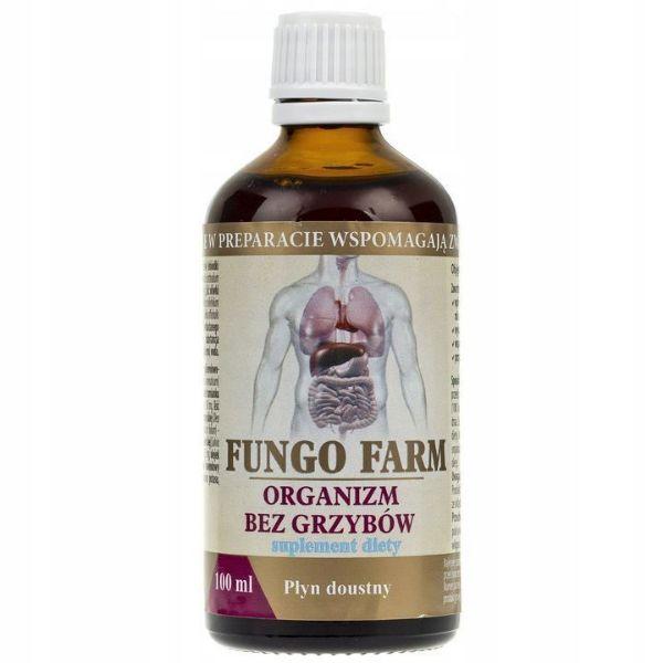 Obrazek Fungo Farm 100ml