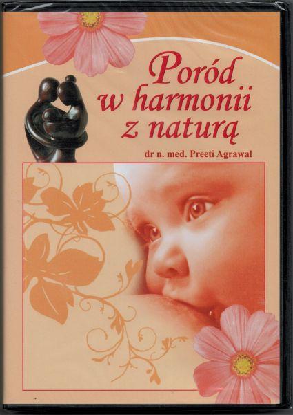 Obrazek Poradnik Poród w harmonii z naturą