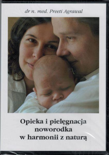 Obrazek Poradnik Opieka i pielęgnacja noworodka