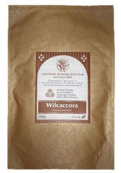Obrazek Wilcaccora Wilcaccora kora 100g