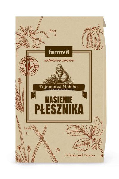 Obrazek Farmvit Babka płesznik 100g