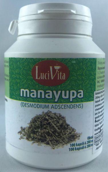 Obrazek LuciVita Manayupa 100 kaps.