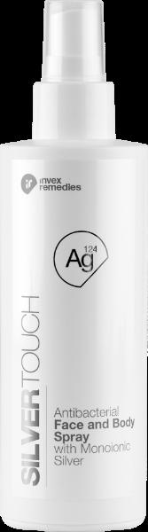 Obrazek Invex Ag 124 Antybakteryjny płyn 200ml