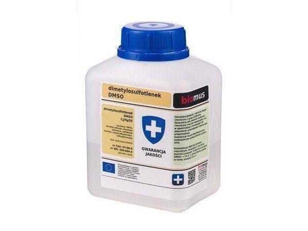 Obrazek Biomus DMSO 250 ml