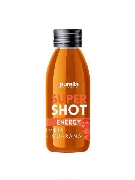 Obrazek Purella SuperShot ENERGIA 60 ml