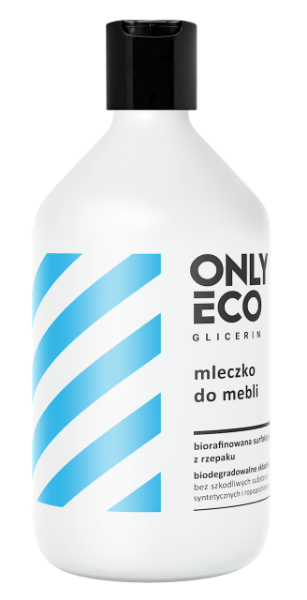 Obrazek ONLY ECO mleczko do pielęgnacji mebli 500ml