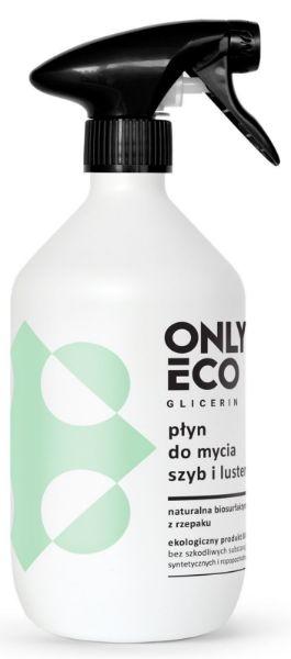 Obrazek ONLY ECO Płyn do mycia szyb i luster 500ml