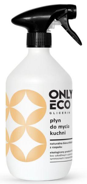 Obrazek ONLY ECO Płyn do mycia kuchni 500ml