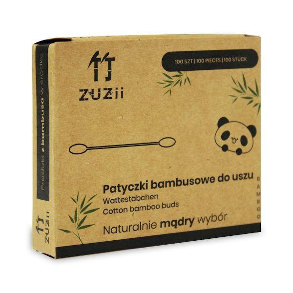 Obrazek Zuzii Patyczki higieniczne bambusowe
