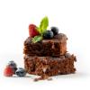 Obrazek Zdrowo Namieszane Brownie z kakao 290g