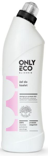 Obrazek ONLY ECO Żel do mycia toalet 750ml
