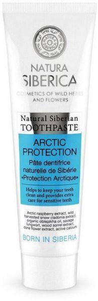 Obrazek Natura Siberica Pasta do zębów Arktyczna ochrona