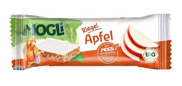 Obrazek Mogli Baton Bio jabłkowy 25g
