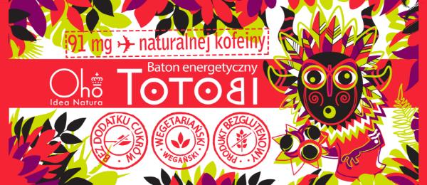 Obrazek Flott Baton energetyczny Totobi 60g