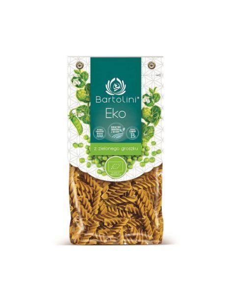 Obrazek Bartolini Makaron Eko z zielonego groszku 250 g
