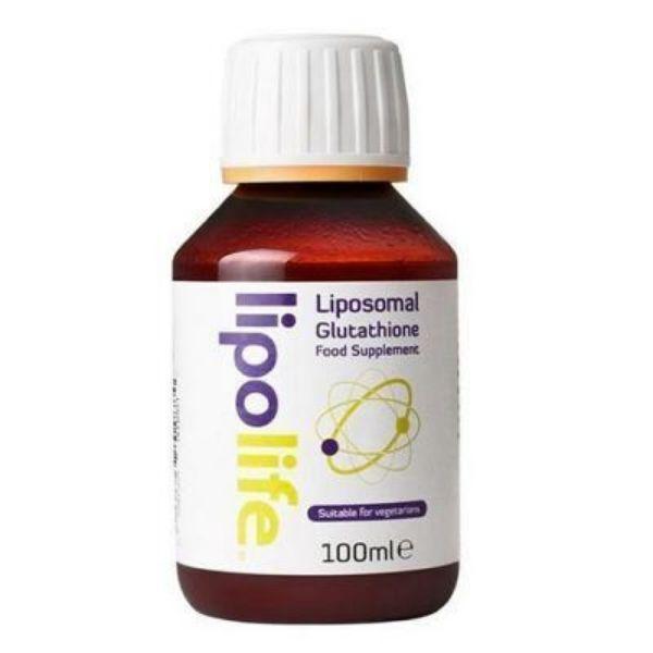 Obrazek Lipolife Glutation liposomalny 100ml.