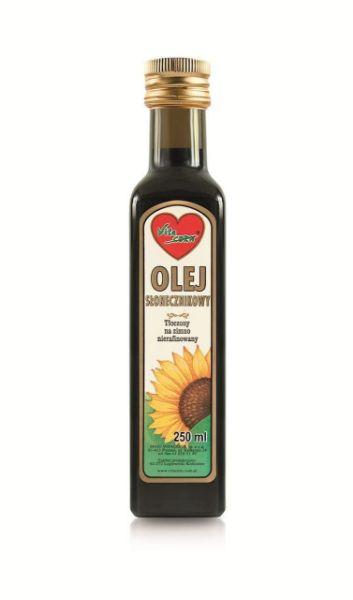 Obrazek Vita Corn Olej słonecznikowy 250ml