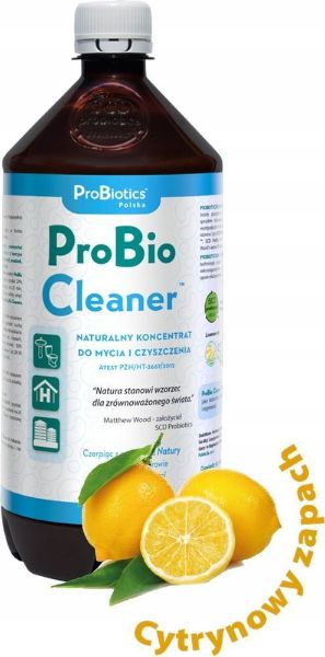 Obrazek Probiotics Probio cleaner Cytryna  0,95L
