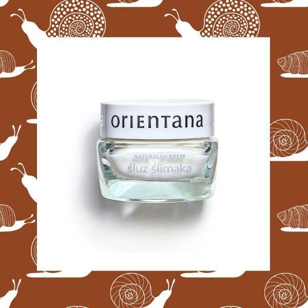 Obrazek Orientana Krem ze śluzem ślimaka 50 ml