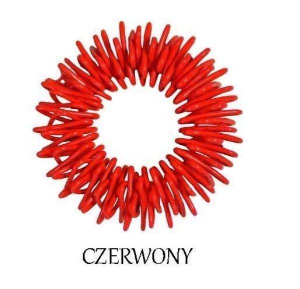 Obrazek Pierścień sudżok Czerwony