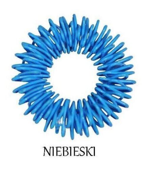 Obrazek Pierścień sudżok Niebieski