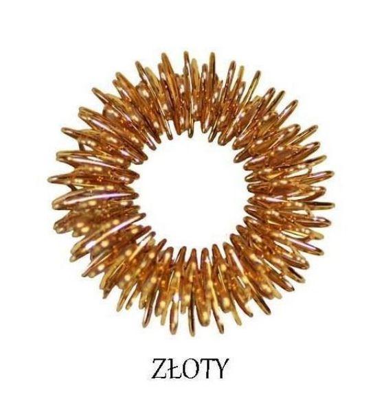 Obrazek Pierścień sudżok Złoty