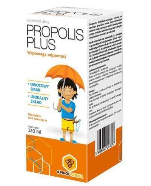 Obrazek Farmina Propolis Plus 120 ml