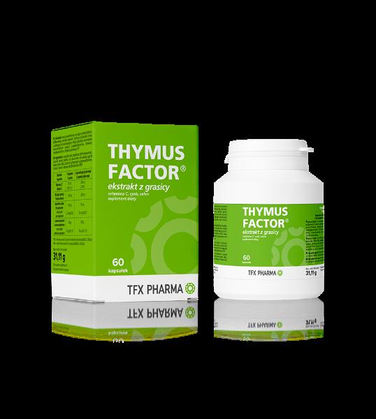 Obrazek TFX Pharma Thymus Factor 60 kaps.