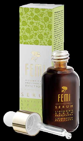 Obrazek Femi Lipidowe Serum Passiflora 30 ml