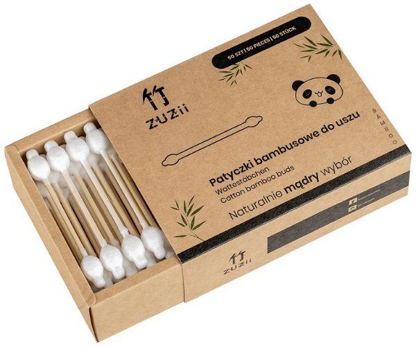 Obrazek Zuzii Patyczki higieniczne bambusowe dla dzieci